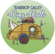 Teardrop Galley Wing Walls