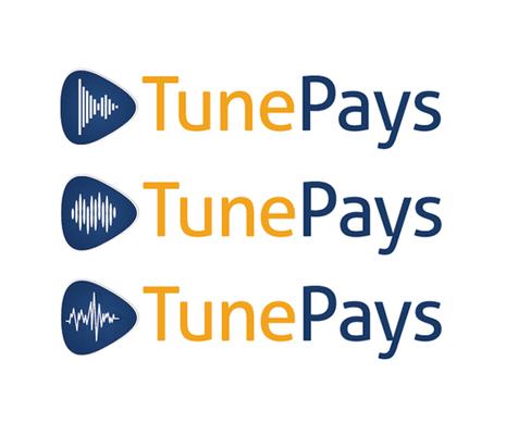 TunePays Logo Design
