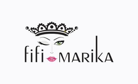 Fifi Marika Logo Design