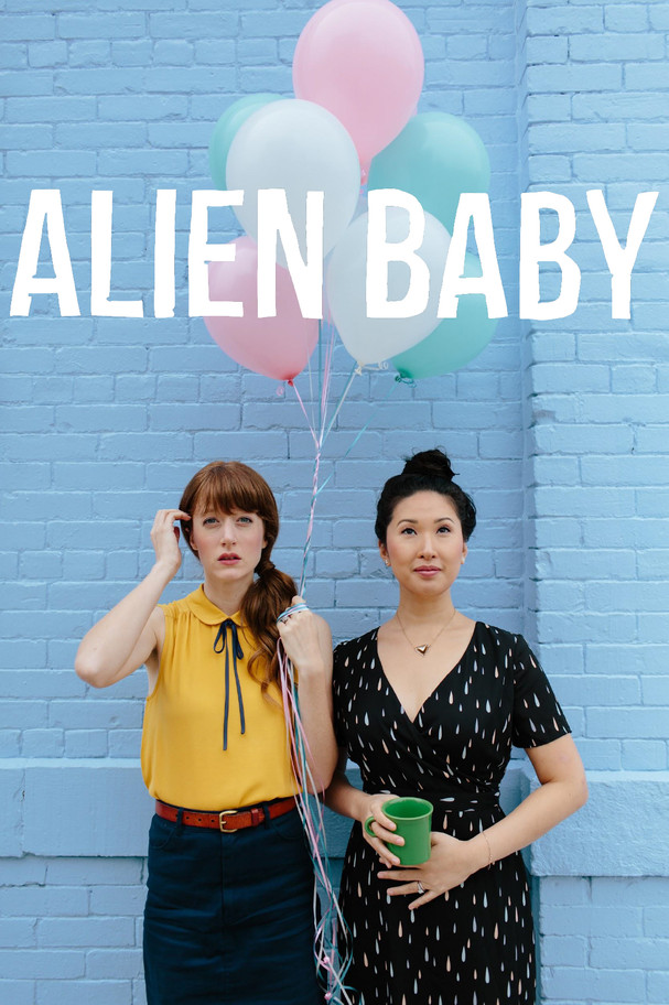 Alien Baby world premiere!