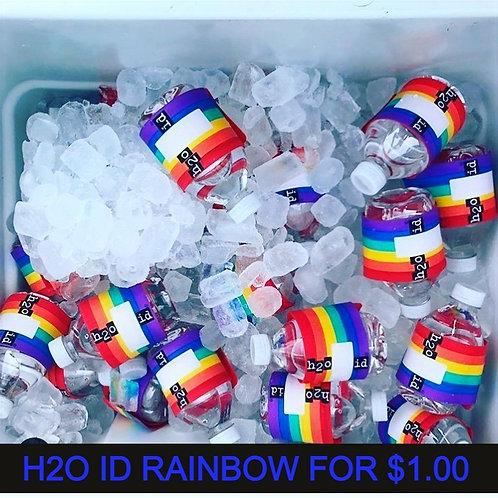 H2OID® RAINBOW PRINT FOR A DOLLAR