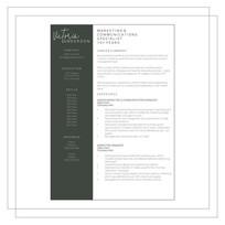 Resume Example L