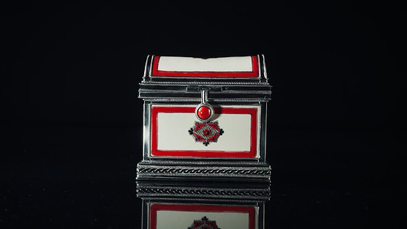 Cofre rojo