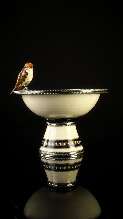 Fuente pájaro