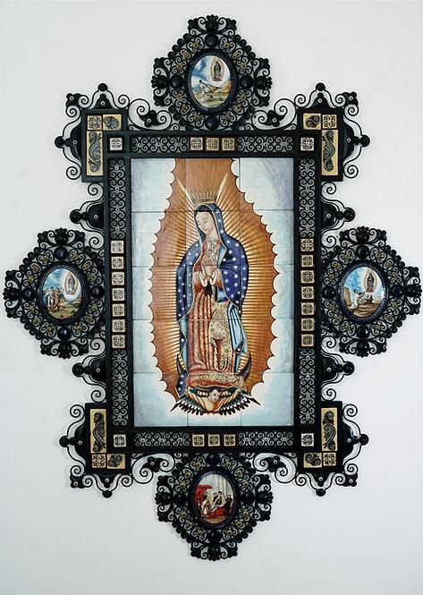 Retablo Virgen de Guadalupe