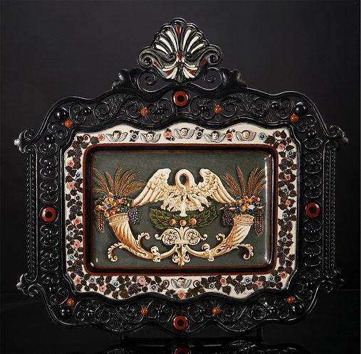 Charola águila