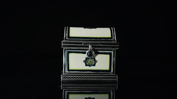 Cofre verde