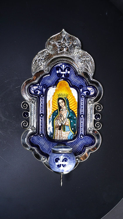 Pila Virgen de Guadalupe