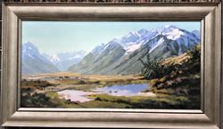 Wilberforce Near Glenthorne Oil Framed