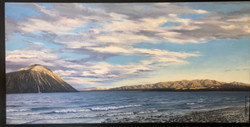 Last of the Sun Lake Ohau