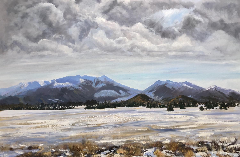 Mt Dumblane & Mt Isabel