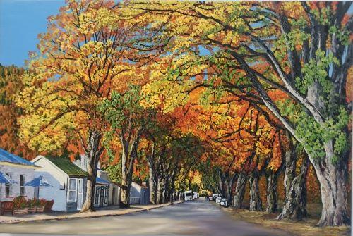 Autumn Arrowtown
