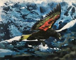Kea Acrylic On Canvas