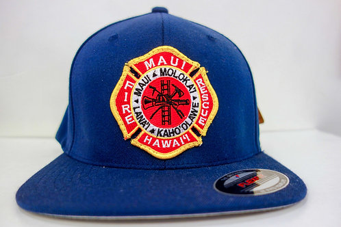 Maui Fire Department Hat (Blue)