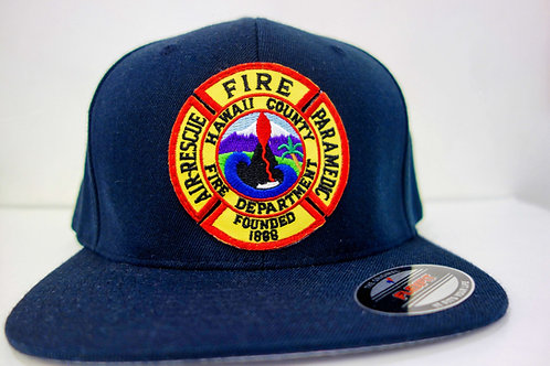 Hawaii Country Fire Hat (Blue)