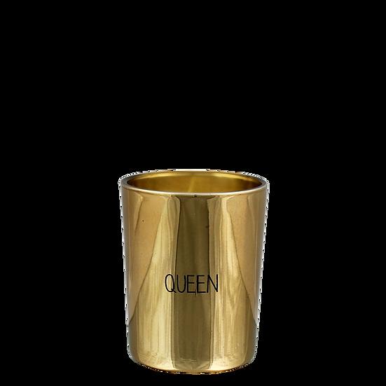 Geurkaars - Queen - Geur silky tonka