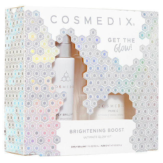 Brightening Boost - Ultimate glow kit