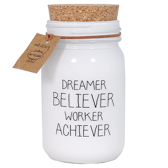 Geurkaars - Dreamer Achiever - Fig's delight