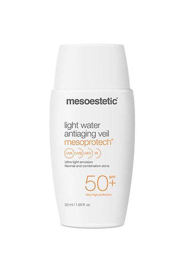 Mesoestetic Mesoprotech Light Water Antiaging Veil 50+