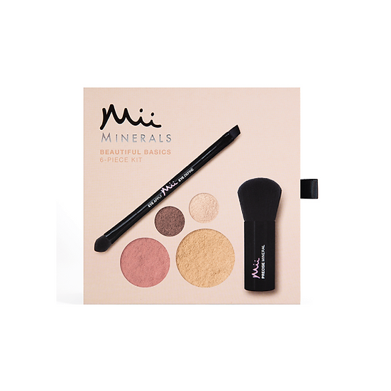 Mineral Beautiful Basics Kit