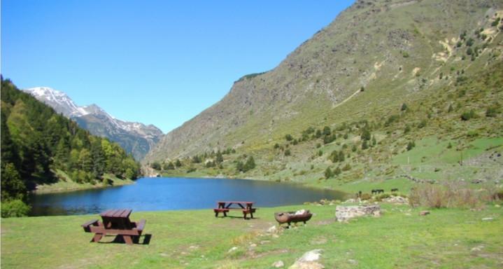 lac de Porté Puymorens
