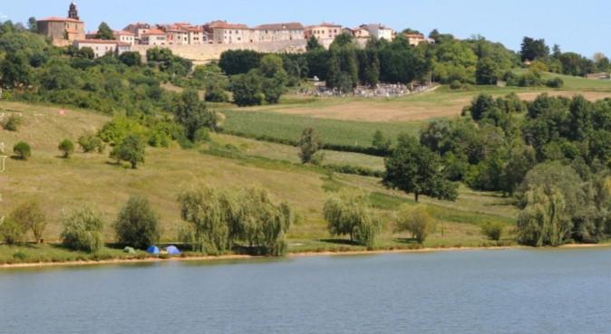 lac de Carla Bayle