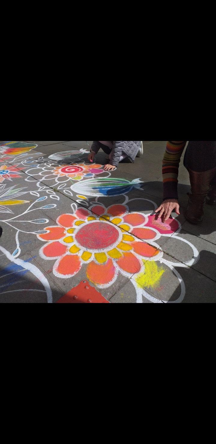 Mandala participatif