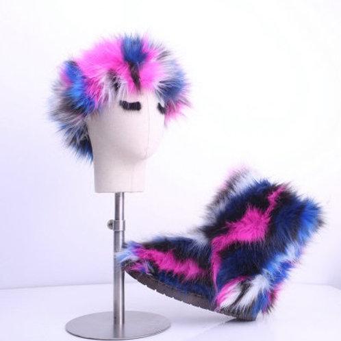 2 Piece Fur Set