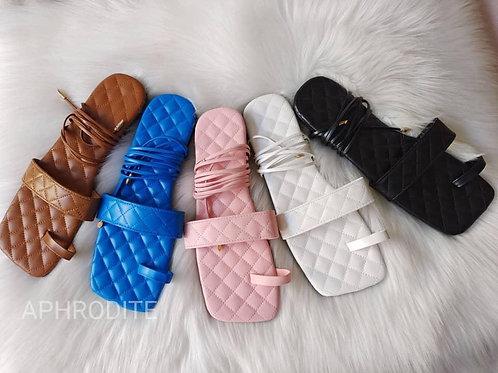 Lace me up Sandal