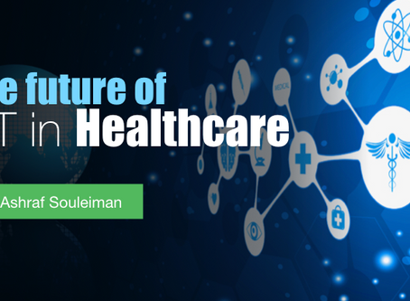 The future of IoT in Healthcare