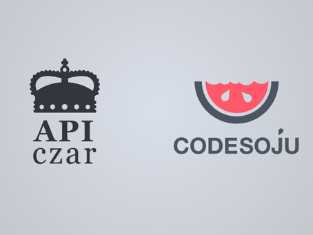 API Czar, CodeSoju at the official Angular and Node Meetups in New York