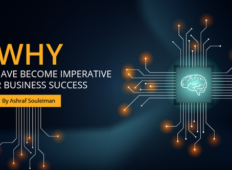 Why AI and IoT have become imperative for business success