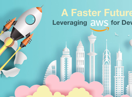 A Faster Future: Leveraging AWS for DevOps