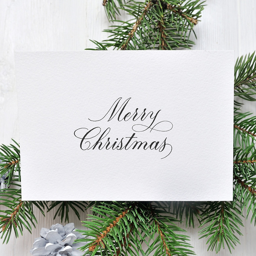 Chichester: Christmas Copperplate - Morning