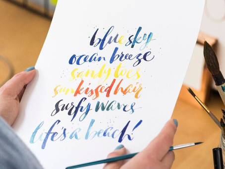 Calligraphy Has Been Reinvented!