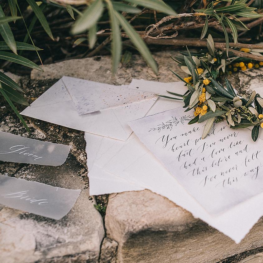 NOT LIVE Chichester: Wedding Workshop - Full Day
