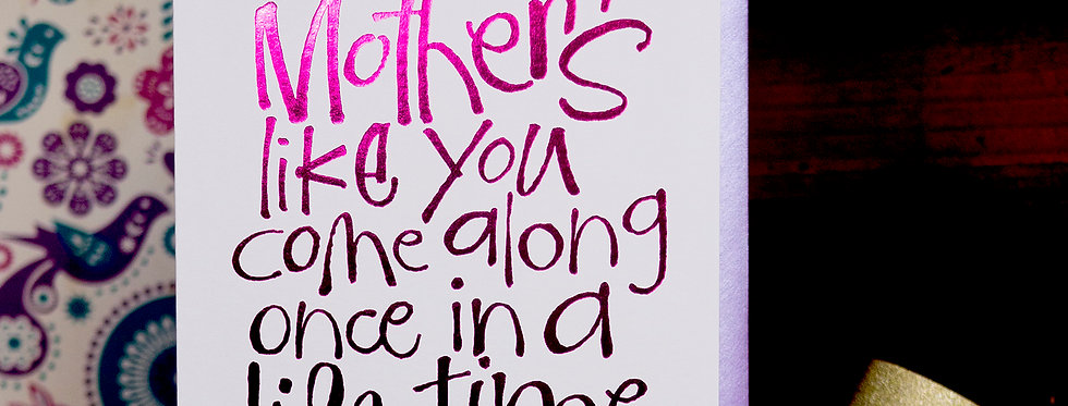 Mother's Day Like You