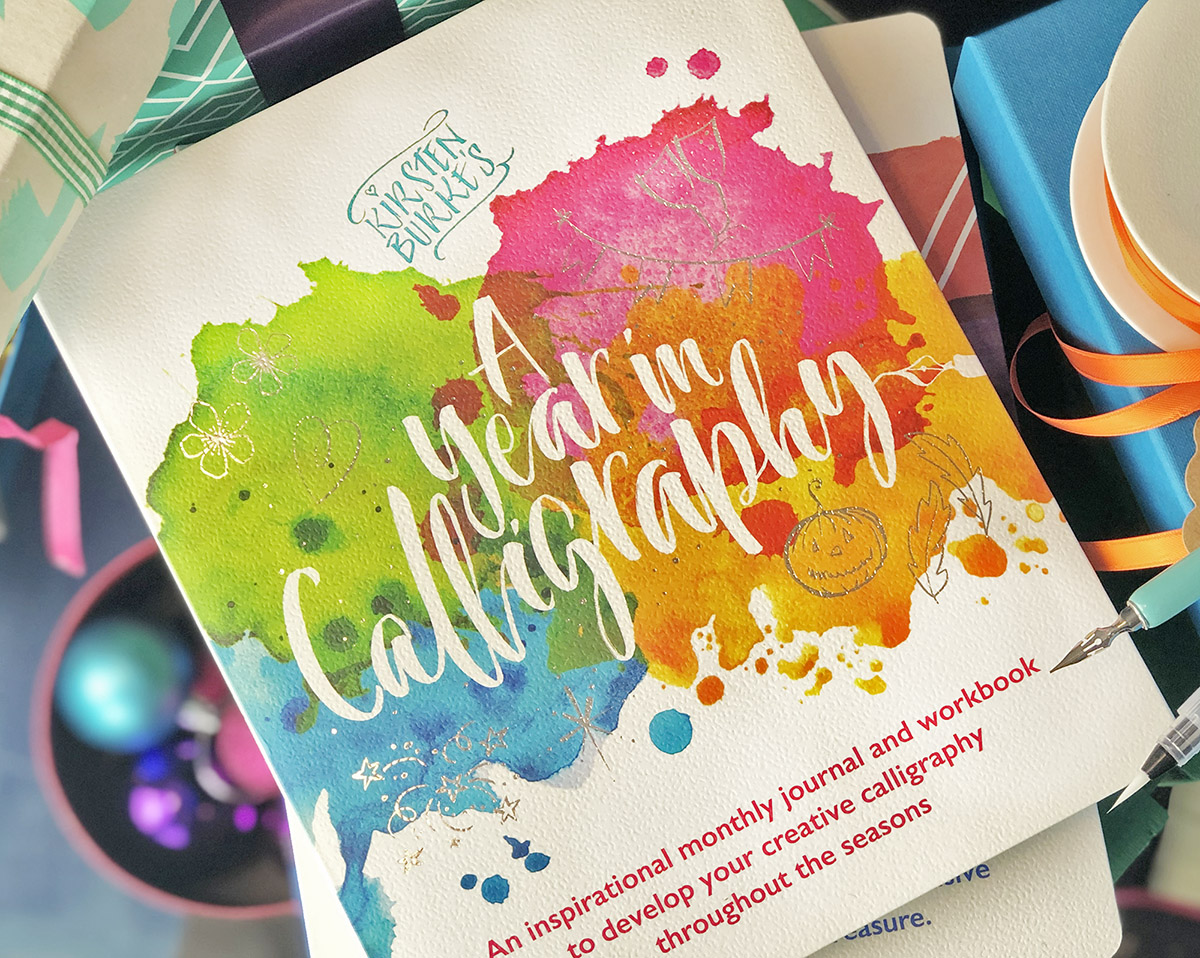 Calligraphy Improver Book