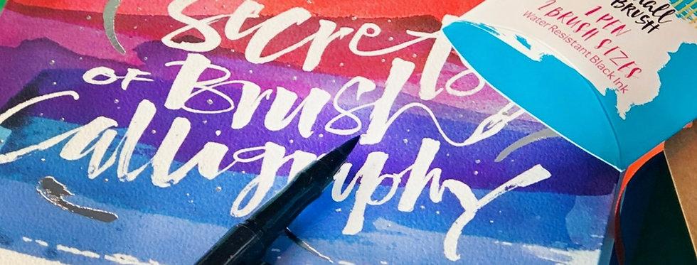 Brush Calligraphy Bundle