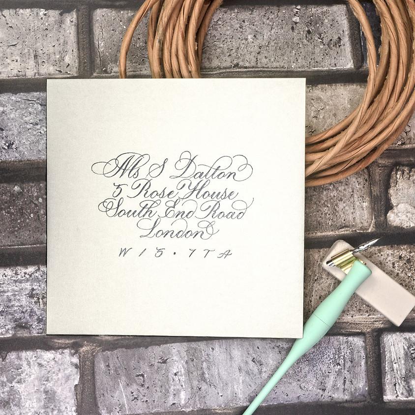 Copperplate Envelopes Workshop
