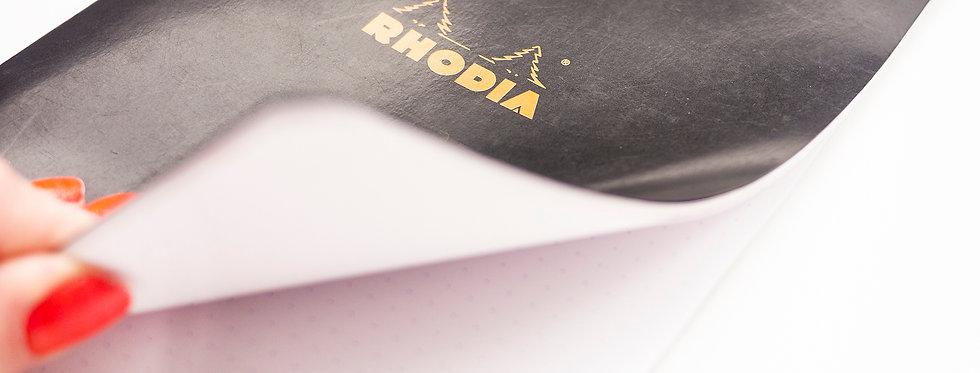 Rhodia Staplebound Notebook