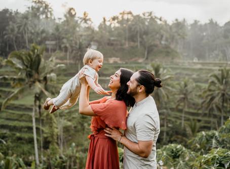 Family photo Jessie & Jack