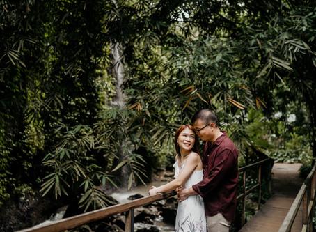 Yang Jie & Vivian