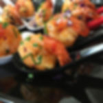 Magical #shrimp #horsdoeuvre. Great fit for any #event. #catering #holiday #parties through the #new