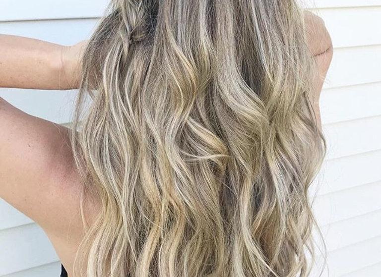 Missing' summer _#hairgoals #redkenobses