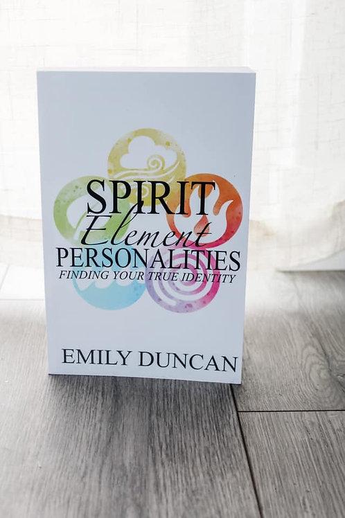 Spirit Elements Book
