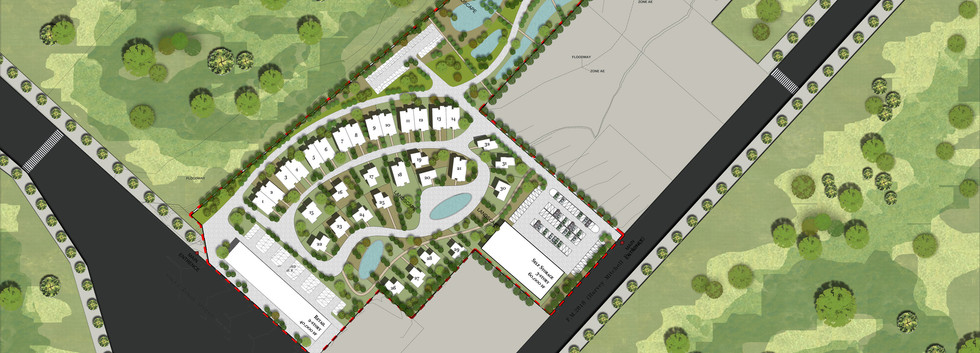 (Compacted)The Initial Site Plan of The