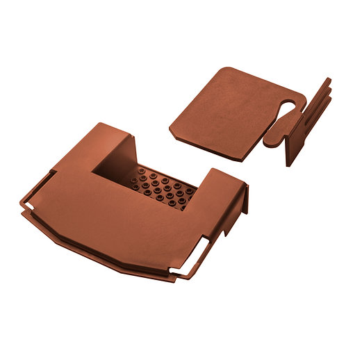 Klober Uni-Click Eave & Ridge 2 Pack