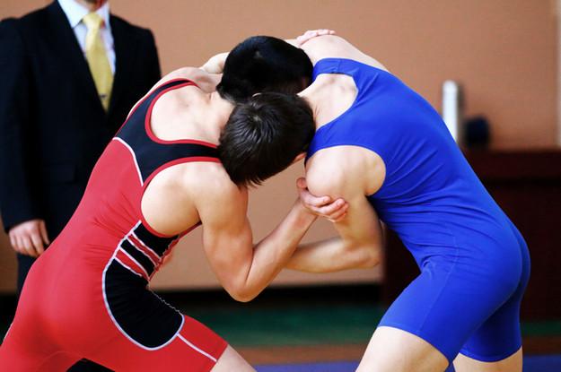 Men's Wrestling