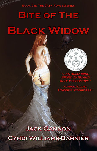 BITE OF THE BLACK WIDOW